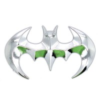 3D Batman Bat Sign