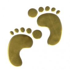 3D Human Footprints