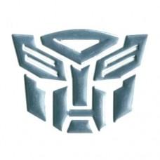 3D Transformers Autobots Symbol