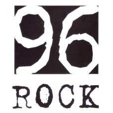 96 Rock Logo