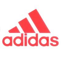 Adidas Red Logo
