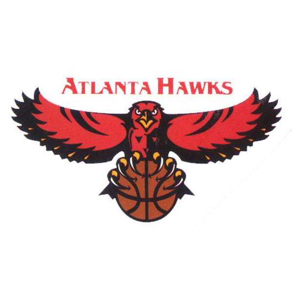 Atlanta Hawks Basketball Team Logo
