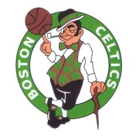 Boston Celtics Basketball Team Logo