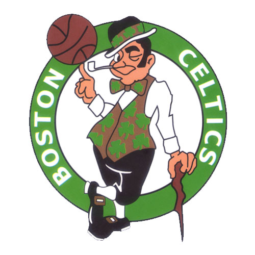 Boston Celtics Basketball Team Logo