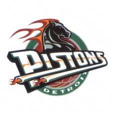 Pistons Basketball Team