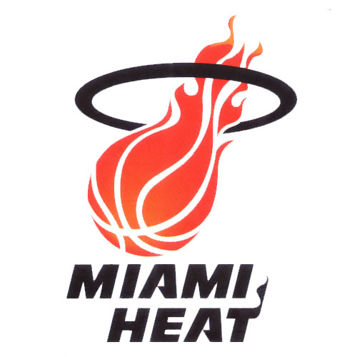 Miami Heat Basketball Team Logo