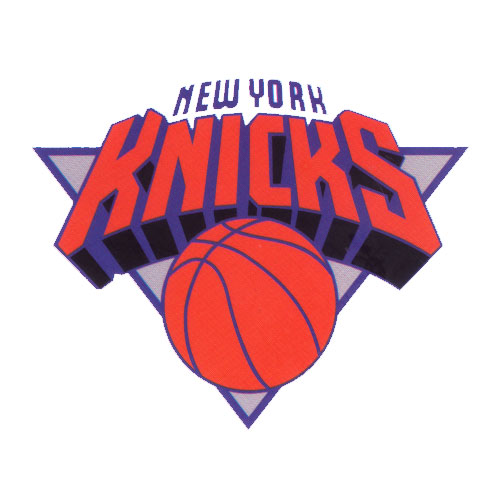 New York Knicks Basketball Team Logo