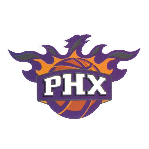 Phoenix Suns PHX Basketball Team Logo