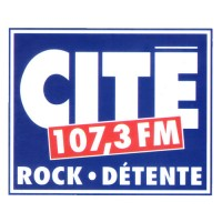 Cite 107,3FM Rock Detente Logo