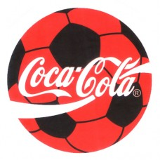 Coca Cola Red Football