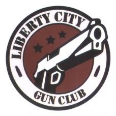 Liberty City Gun Club Logo
