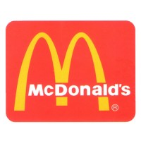 McDonald's Rectangle Logo