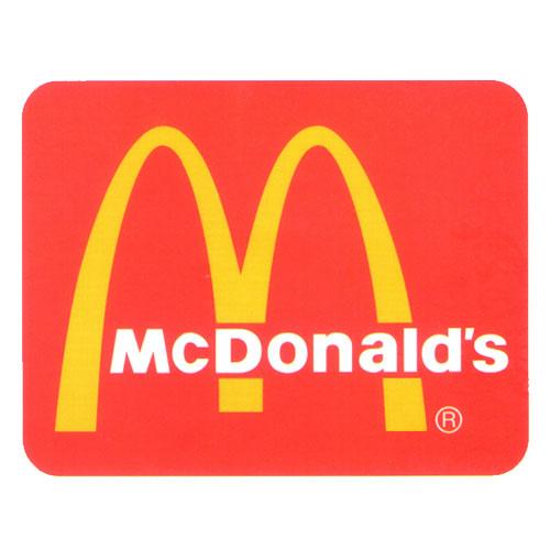 McDonald's Rectangle Logo