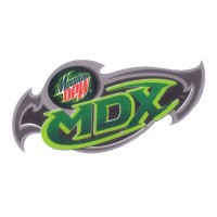 Mountain Dew MDX Logo