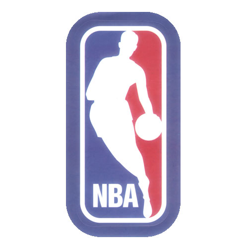 NBA Logo Rectangle