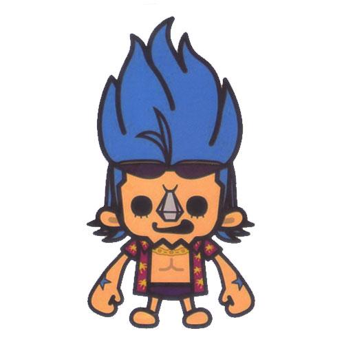 One Piece Franky Big Head
