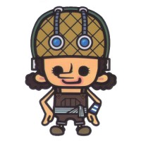 One Piece Usopp Big Head