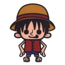 One Piece Monkey D-Luffy Bighead
