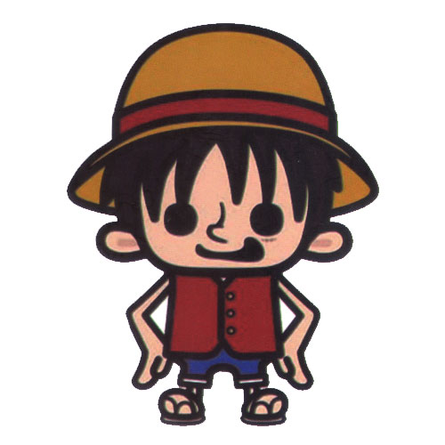 One Piece Monkey D-Luffy Bighead
