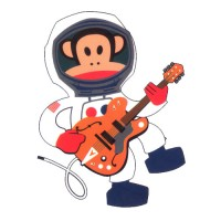 Paul Frank in Spacesuit
