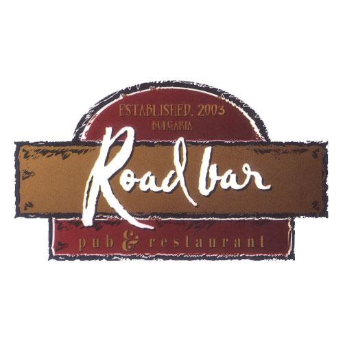 Road Bar Pub & Restaurant Logo