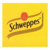 Schweppes Yellow Logo