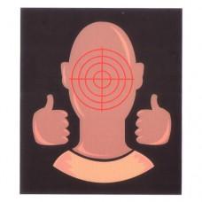 Target Head Thumbs Up