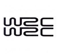 WRC Vinyl Decal